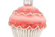 Food & Beverage / Bronner's is pleased to present a wide offering of Christmas sweets that are sure to be a treat on your tree! Our stunning selection of taste-tempting food and beverage ornaments will keep your tree a delectable delight year after year with a style that's mouth watering! / by Bronner's CHRISTmas Wonderland