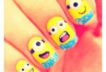 Nails! / Uh Duhh  / by maggie livaccari