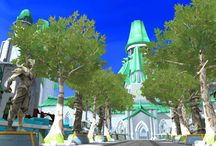 The Elf City / Some of our favourite pictures from around the newly released Prifddinas / by RuneScape