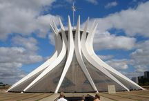 Arquitetura Fantastica / O incrível poder criativo junto com a forca realizadora . constrói essas maravilhas. / by PAULO ALBERICI