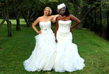 The Plus Size Bride / by Marie Denee, The Curvy Fashionista