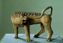Mystical creatures in clay / by Sarah Ann Malone