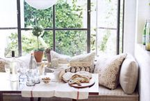 Dining Spaces / by Heather Bullard