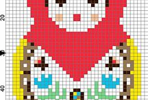 Cross stitch / by Steve Tomlins