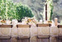 wedding decor / by Nadia Hung