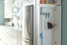 Kitchen Inspiration / Kitchen Decorating and Organizing / by The Not So Desperate Chef Wife