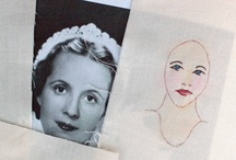 Embroidery: Women / by Vicki Medlin
