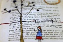 journaling and art / by Rebekah McBride