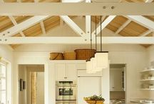 Home Girl: Kitchens / I'm collecting ideas for my future kitchen remodel. / by Michelle C