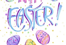 Easter Cards / by Dixie Zeder