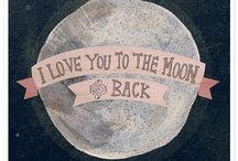 moon & stars / by Amy Niesen