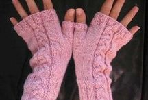 Crochet / knit hands / by Marie Sacco