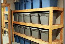 Our Home:  Organization/Storage / by Megan Lassalle
