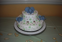 Baby Showers / by Tiffany Barefoot Phillips