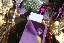 Purple Weddings / The Wedding Loft  Full Service Bridal Boutique and Wedding Planning  www.jacksonvilleweddingloft.com / by The Wedding Loft Bridal Boutique and Wedding Planning