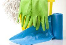 Clean deco ideas / by Pam Revis