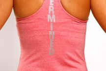 Gym wear. Train like a beast. Look like a beauty / You gotta look right to train right / by Patty L Saenz