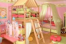 Playrooms / by Destiny Simmons