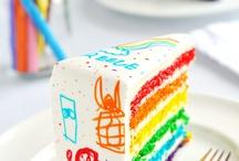 Cake designs / by Nancy Moloff