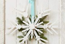 Winter Decorations / by Adrienne Miller