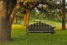 Serenity / Ce tableau est rempli de scènes  qui inspirent la paix, la tranquillité, la joie de vivre... puisse ce tableau vous inspirer :) take every pin you like, it is my pleasure to share :) / by Carole Grant