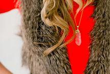 Warm n fuzzy  / Keeping warm n cute / by Michelle G