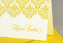stationery / by Dewi Citra