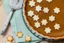 Pumpkin Desserts / by Jennifer @ Not Your Momma's Cookie