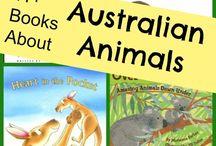 Australian Animals  / by April Larremore