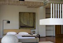 Modern bedrooms / by Sam B