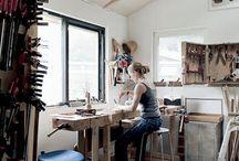 Desks / by Waraney Rawung