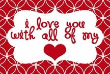 Valentine's Day / by Katie {Sweet Rose Studio}