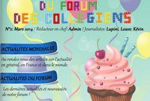 Forum des Collégiens / by Madmagz