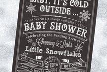 Baby Shower / by Molly Jene