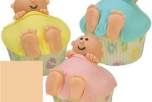 Baby cupcakes / by Gemma Smith