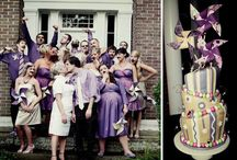 Pinwheel Wedding Inspiration / by DesireeMMondesir.com