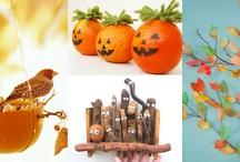 Thanksgiving/Halloween / by Julie Ward