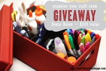 Craft Room Organization / by Rubbermaid