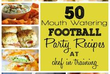 ALABAMA (Tailgating tips and Recipes!) / by Beth Owens
