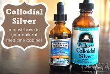 Colloidal Silver / by Marilyn Pabon
