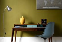 Interior | Work space / by Linda Kummel