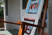 """Quilts / """"When life gives you scraps make quilts"""" / by Gloria Dominick"""