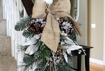 Winter decor / by Patty Horsburgh