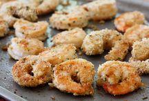 Fish & Shrimp / by Shannon Minter