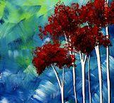 Art for Nini / by Janine Nagrosst