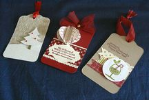 Christmas Tags / by Laura Holt