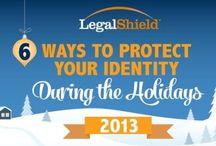 LEGAL and I D Theft Protection / LegalShield Associate  www.legalshieldassociate,com/jeansheehan   / by Jean Sheehan
