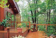 Backyard ideas / by Melinda Lear