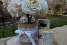 Rustic Romance / Rustic Wedding Inspiration / by The Overwhelmed Bride