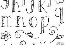 Letters / I myself prefer a nice handwritten sentiment.  / by Savannah Thigpen